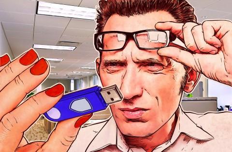 Penyimpanan USB Juga Jadi Alat Penambang Kripto