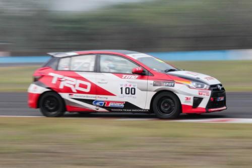 Kelas F1 Sprint Rallt sekarang mencakup sedan 0 - 1.500 cc. IMI
