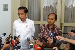 Jokowi Apresiasi Dedikasi Sutopo