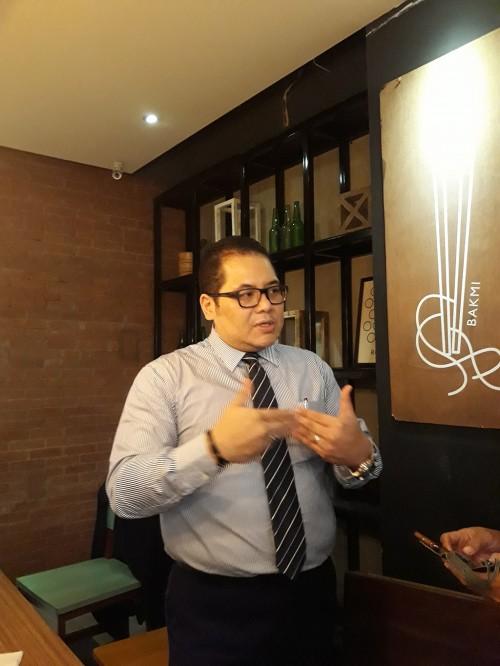 Praktisi Pendidikan dari Eduspec Indonesia, Indra Charismiadji,