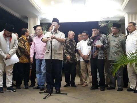 Prabowo Sebut Prospek Ekonomi Indonesia Rawan
