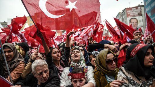 Ilustrasi (OZAN KOSE/AFP )