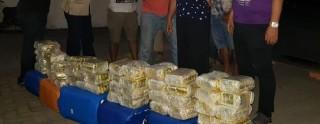 BNN Sita 50 Kg Sabu dalam Jeriken di Sumut