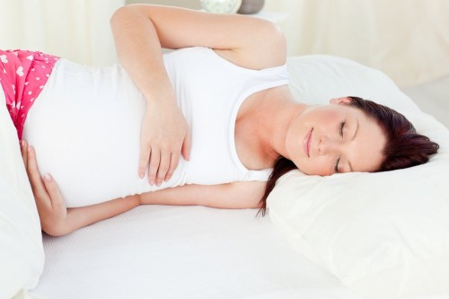 Jangan Sepelekan Masalah Tidur saat Hamil (Foto: gettyimages)