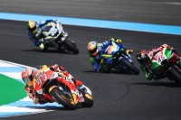 MotoGP Thailand: Marquez Raih <i>Pole Position</i>, Rossi Kedua