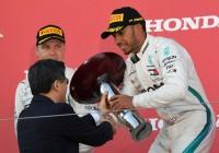 Hamilton Juara Formula 1 Jepang