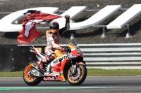 Marquez Juara MotoGP Thailand