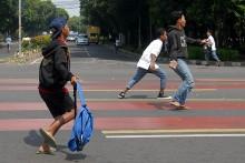 Dua Kelompok Remaja Tawuran, Sejumlah Warung Rusak