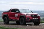 Range Rover Velar Berubah Bentuk jadi Pikap