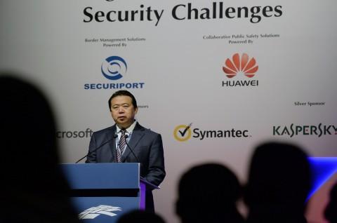 Tiongkok Konfirmasi Penahanan Presiden Interpol