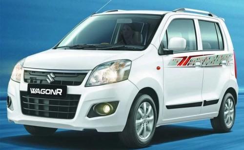 Suzuki Karimun Wagon R Special Edition untuk pasar India. Suzuki