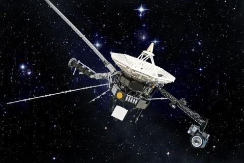 Voyager 2 Segera Capai Kawasan di Luar Tata Surya
