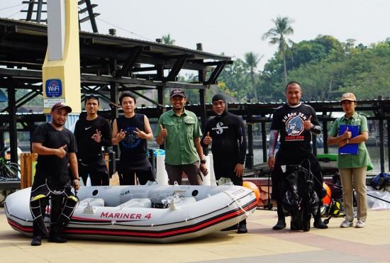 Ancol Manfaatkan Kerang Hijau untuk Lestarikan Air Laut Teluk Jakarta