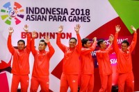Link Live Streaming Asian Para Games 2018