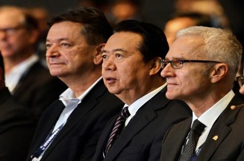 Mantan Presiden Interpol Dituduh Terima Suap