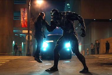 Cuplikan trailer Venom (Foto: Sony Pictures)