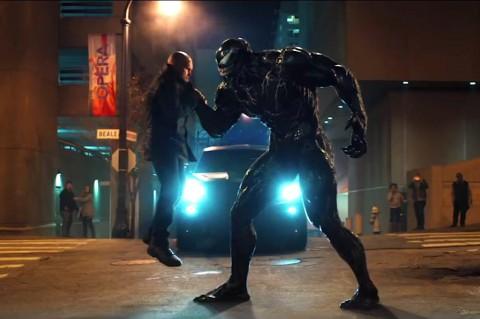 Akhir Pekan Pembuka, Venom Raup Rp3 Triliun dari Box Office Dunia