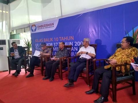 Ombudsman Diminta Terlibat Pemberantasan Korupsi