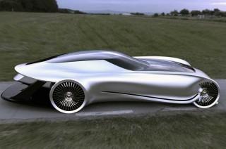 Intip Mobil-Mobil Konsep Bentley Hasil Karya Mahasiswa
