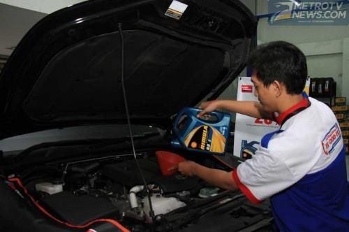 Shell Rimula bisa tahan di mesin diesel berbahan bakar