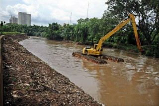 Normalisasi Faktor Penting Atasi Banjir