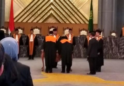 Jubir MA Dilantik jadi Ketua Muda Pidana