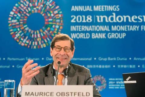 IMF Pangkas Proyeksi Pertumbuhan Ekonomi RI ke 5,17%