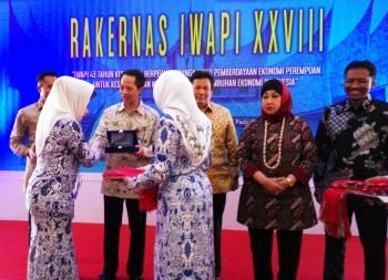 IWAPI Diminta Kembangkan Potensi Perempuan Indonesia