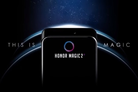 Honor Magic 2 Resmi Meluncur pada 31 Oktober
