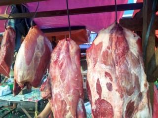 Pelemahan Rupiah tak Goyang Harga Daging Impor