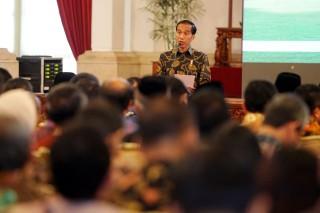 Jokowi Ogah Mengintervensi Kasus Kapolri