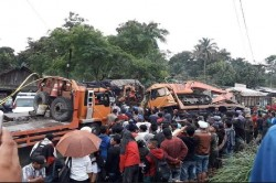 Tabrakan Beruntun di Medan-Sibolangit Tewaskan 3 Orang