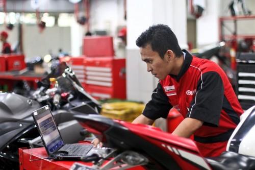 Ardhi akan berkompetisi dengan 20 teknisi terbaik Yamaha dari 18