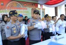 Polrestabes Surabaya Ungkap Sindikat Narkoba dari Tiongkok