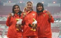 Indonesia Borong Medali di Nomor Lari 100 Meter T13