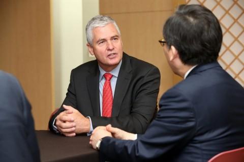 Director General of Global Green Growth Institute (GGGI) Frank