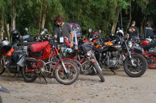 Para petualang dunia bakal berkumpul di Rancabuaya. HUI