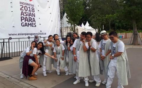 Komunitas down syndrome G-Star ikut meramaikan Asian Para Games
