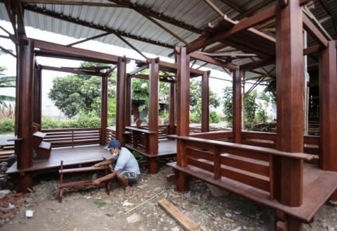 Mebel Luar Ruangan Indonesia Raup USD 1 Juta di AS