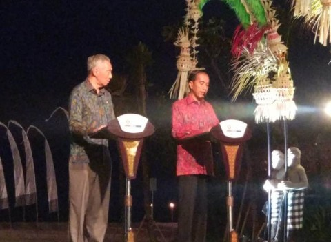Presiden Republik Indonesia Joko Widodo. Medcom/Annisa Ayu.