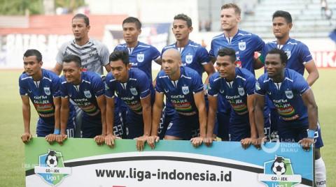 Skuat PSIS Semarang di kompetisi Liga 1 2018 (Foto: Dok. PT LIB)
