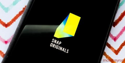 Snap Originals.