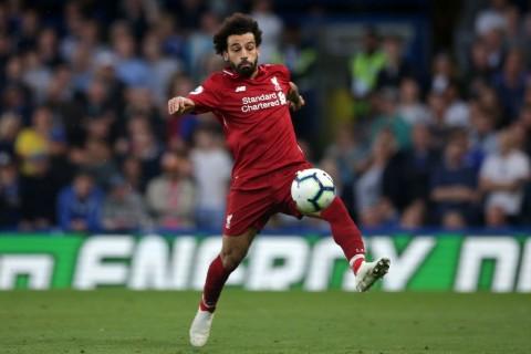 Mohamed Salah (AFP/Daniel Leal-Olivas)