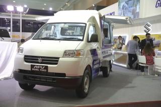 Suzuki APV Berjaya di Pasar Ekspor