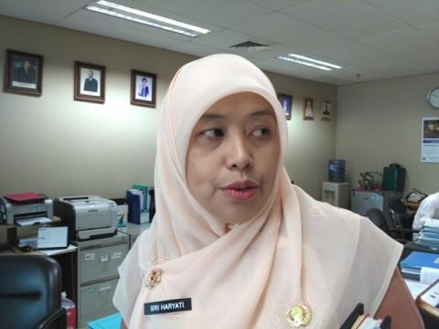 Kepala Biro Perekonomian DKI Jakarta Sri Haryati/Medcom.id/Nur