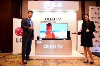 LG Punya TV OLED 4K Baru, Dihargai Rp25 Juta