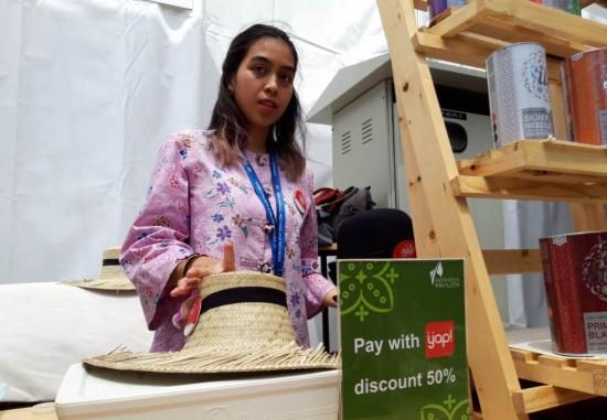 Money Changer BNI Ramai Dikunjungi Delegasi IMF-WB 2018