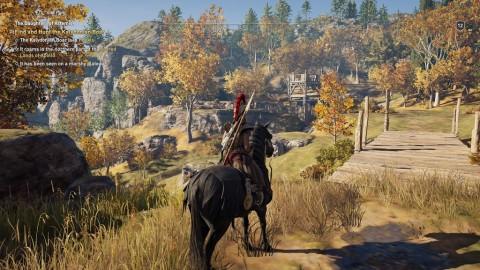 Pengalaman Menjadi Kassandra di Assassin's Creed Odyssey