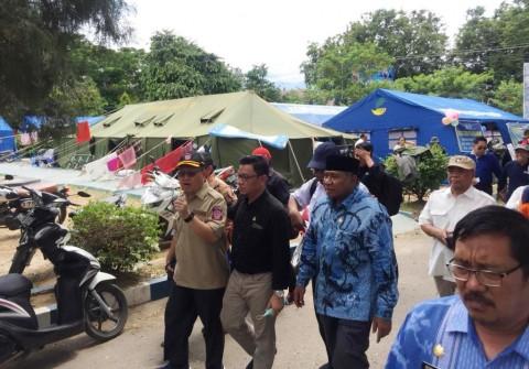 Dirjen PFM Kemensos Andi ZA Dulung mendampingi Ketua Komisi VIII