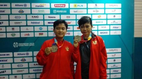 Lola Amalia (kiri) dan Ana Widyasari (kanan). (Foto: medcom.id/